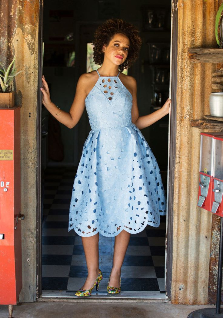 Best 25 Blue wedding guest outfits ideas on Pinterest  Blue wedding guest dresses May wedding