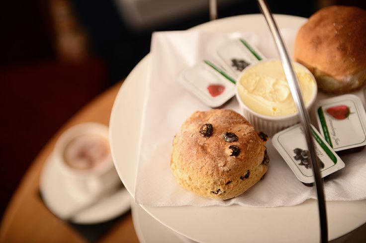#Homemade scones are an important element of our #afternoon #tea !