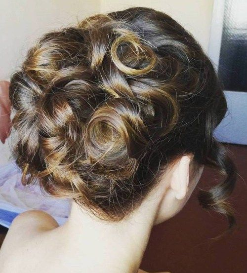 Cute Hairstyles For Prom Updos : 22 best cute hairstyles images on pinterest