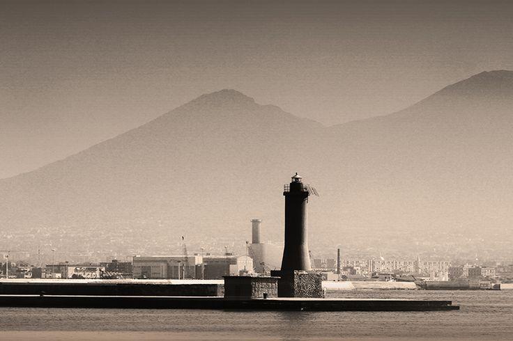D.Signers | ¿Qué pasó en Pompeya? 47.Zona marítima-industrial de Nápoles.