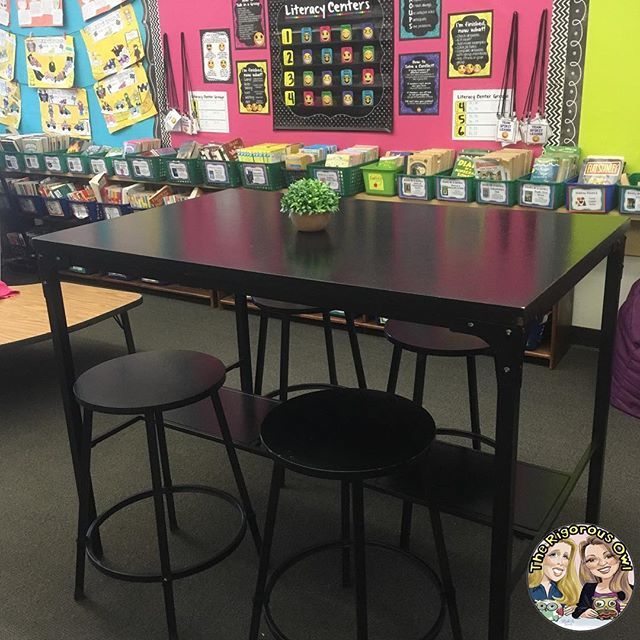 Blog The Rigorous Owl Flexible Seating Flexible Seating Classroom Restaurant Tables And Chairs