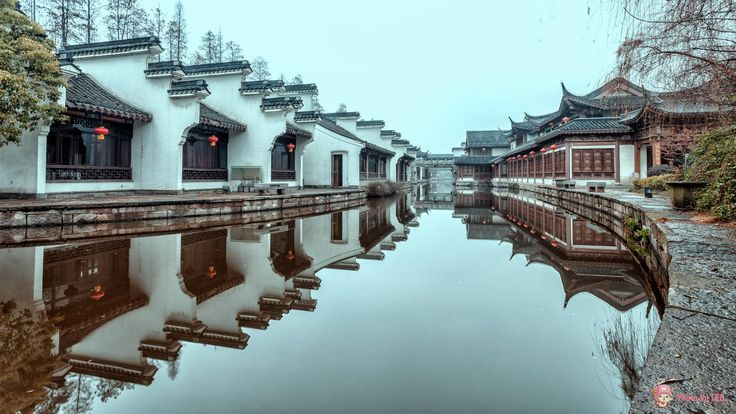 Nanjing Water Street