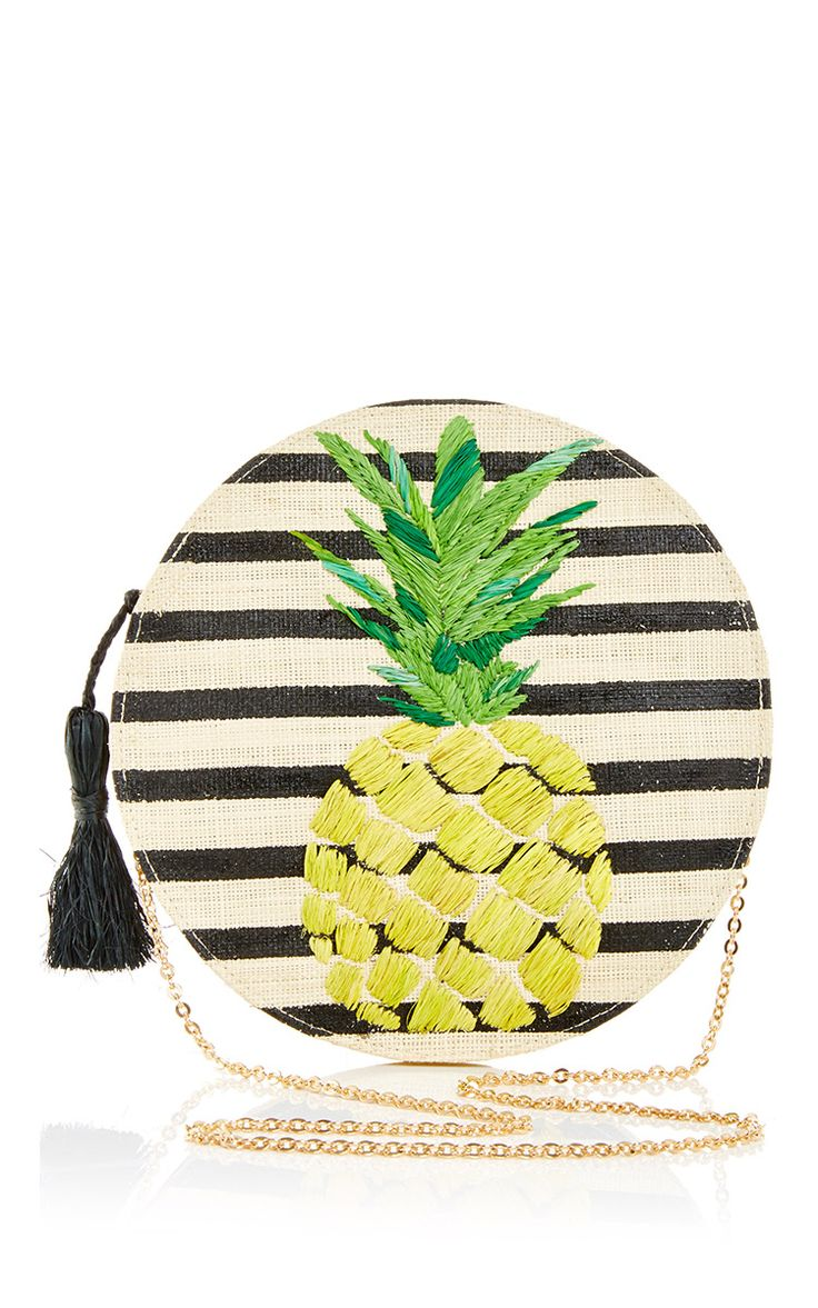 Statement Clutch - Pineapple Palette by VIDA VIDA kDDchgfH4b