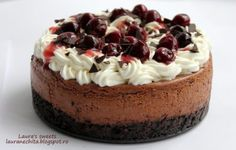 Cheesecake Padurea Neagra