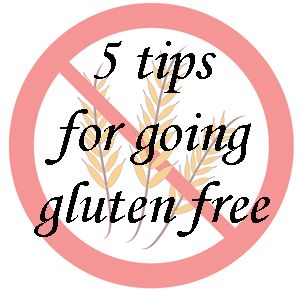 5-tips-gluten-free ~~  The 5 food groups to eat when Gluten Free - Jan 29 blog  1. Vegetables – 2. Fruit — 3. Nuts — 4. Meats — 5. Dairy