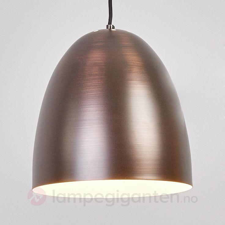 Attraktiv LED-hengelampe Norina 9620402