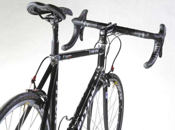 Scopri i dettagli e le caratteristiche tecniche della bicicletta Piton TWIN 20° ANNIVERSARIO. Scopri il rivenditore più vicino.