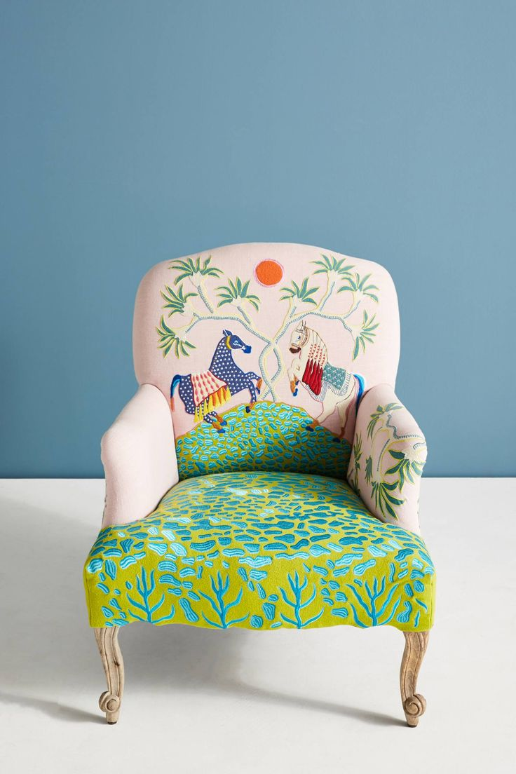 Palace Portrait Chair