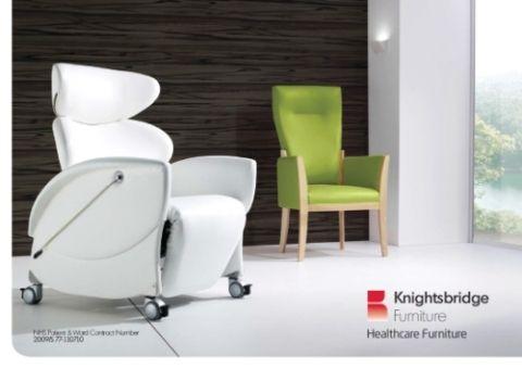 Knightsbridge's New Healthcare Furniture Brochure