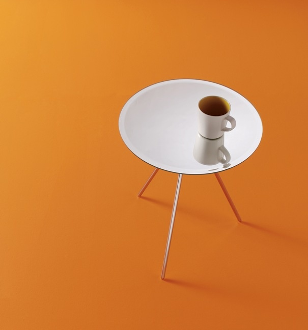 Dazzling design: the Sparkle mirrored side table. #Habitat