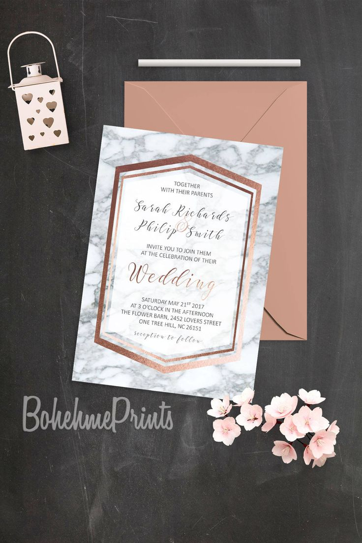 african wedding invitations uk%0A Rose Gold Marble Wedding Invitation Geode Wedding Suite Printable Rose Gold Wedding  Invitation Set Marble Invitations