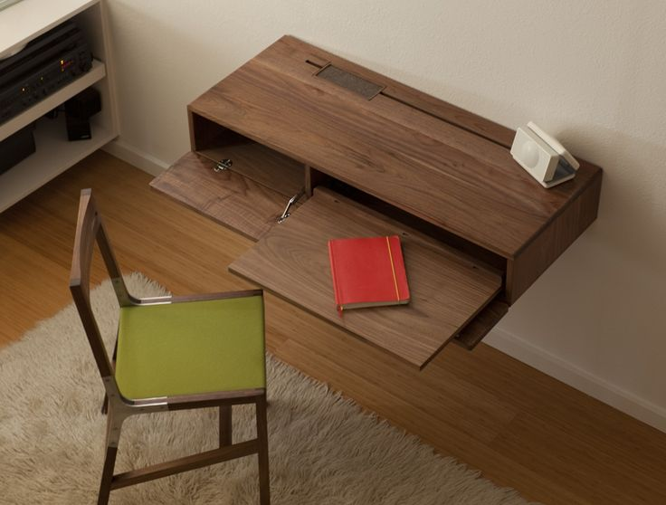72 Best Wall Mounted Desk Images On Pinterest
