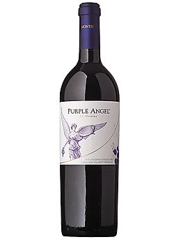 Montes Carmenere Purple Angel - Best wine I've ever had in my life, not to mention the sentimental value of the dinner we had at the Grill on the Alley with my parents during a visit.  Spendy but worth it.