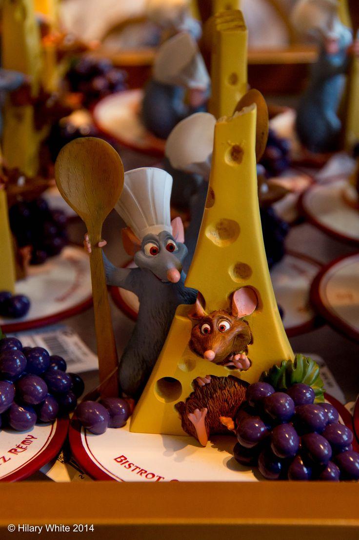 Ratatouille merchandise @ Disneyland Paris