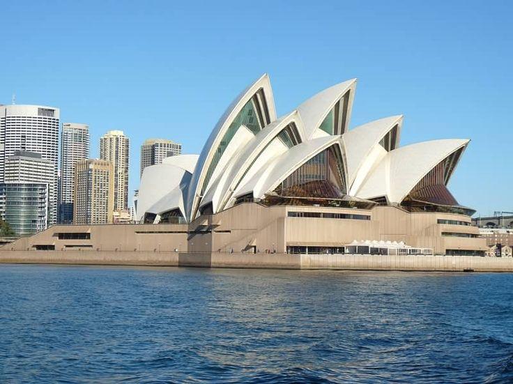 sydney opera house architecture pdf