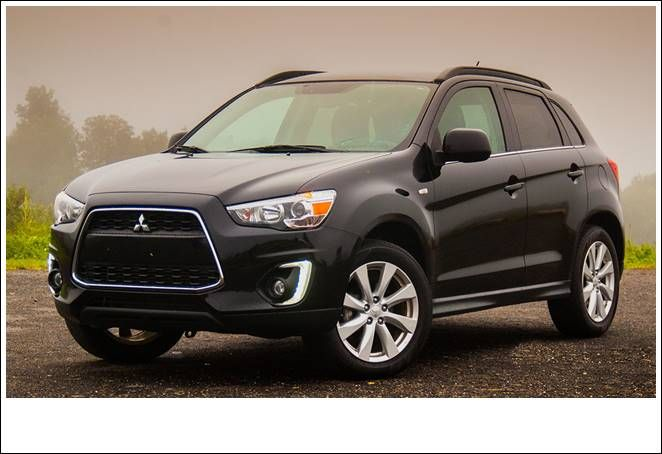 2015 mitsubishi outlander sport review date
