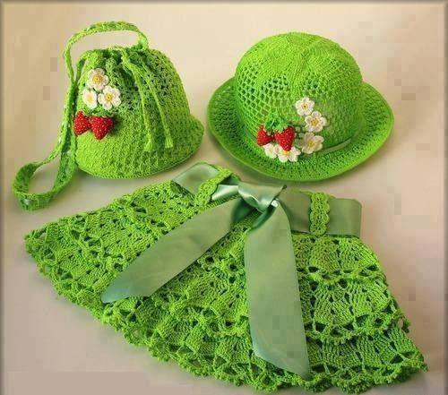 Crochet for girl