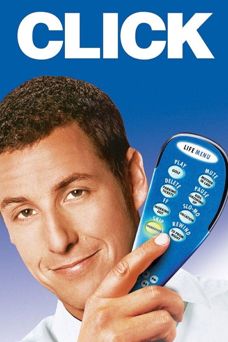 Click Adam Sandler One of my favorite movies. Hyrum