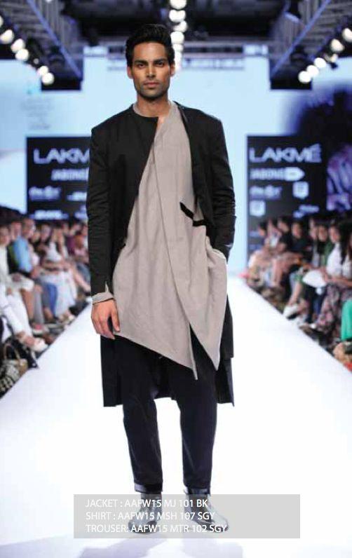 See the light , Antar Agni, Fall Winter 15 , Lakme Fashion Week, Ujjawal Dubey…
