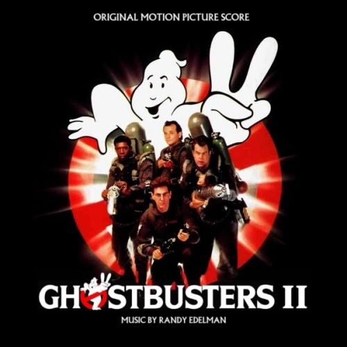 Ghostbusters 2 Soundtrack.
