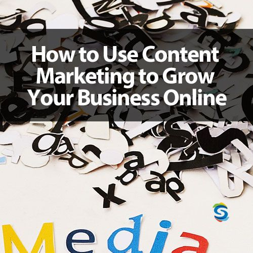 How to Use #ContentMarketing to Grow Your Business and Brand http://stirit.com/1H7xx34 #InboundMarketing @stir
