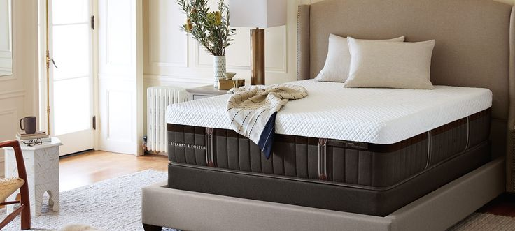 Made in America only by certified craftsmen who are held to the highest industry standards; designed to provide you with an exquisite sleep experience.