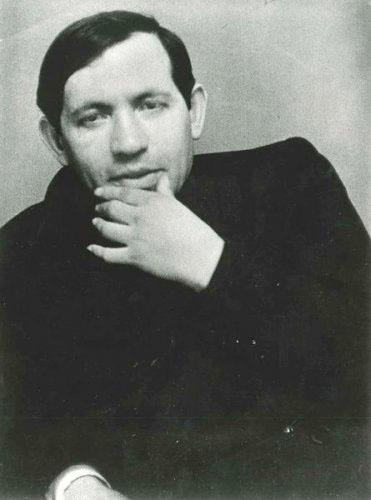 Chaim Soutine. By Marc Vaux, Paris   c.1935.