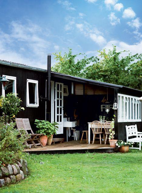 Fra haveskur til hyggeligt gæstehus - Boligliv