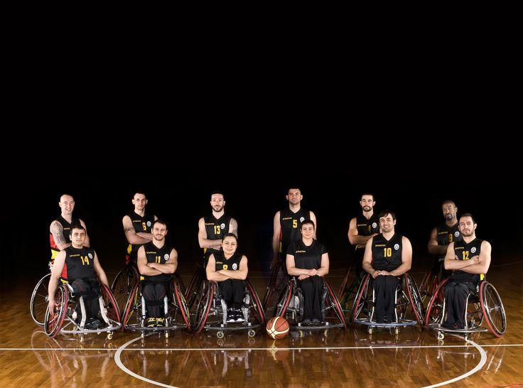 Galatasaray Tekerlekli Sandalye Basketbol Takımı (Avrupa Şampiyon Kulüpler Kupası şampiyonu)