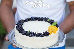 Йогуртовый торт на Новый год, да и вообще на любой праздник
