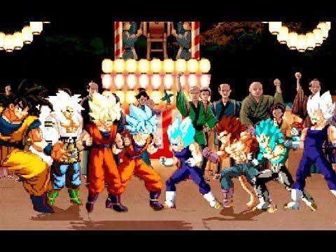 Goku Vs Vegeta - The Battle Never Ends - Part 33
