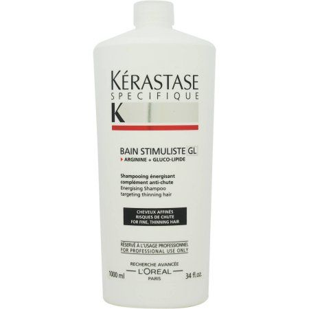 Specifique Bain Stimuliste GL Shampoo by Kerastase for Unisex, 34 oz