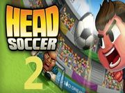 Head Soccer 2 is the second version of sports heads soccer series. Also you can search soccer heads 2.