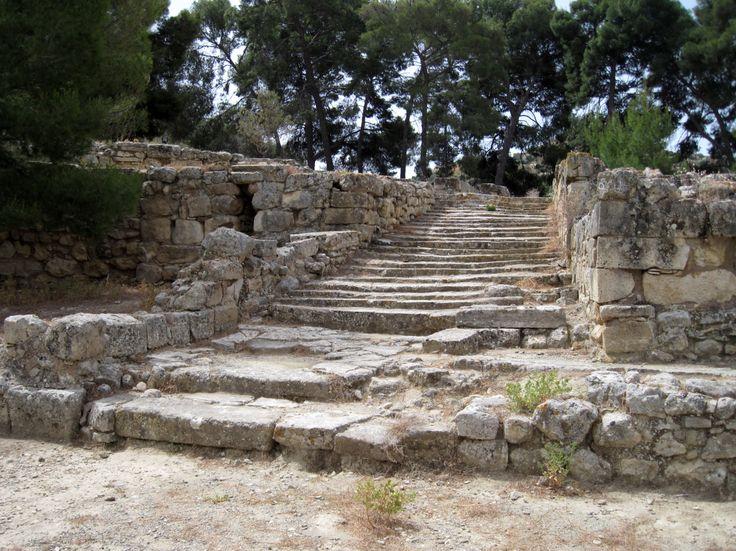 Agia Trida, minoische Siedlung