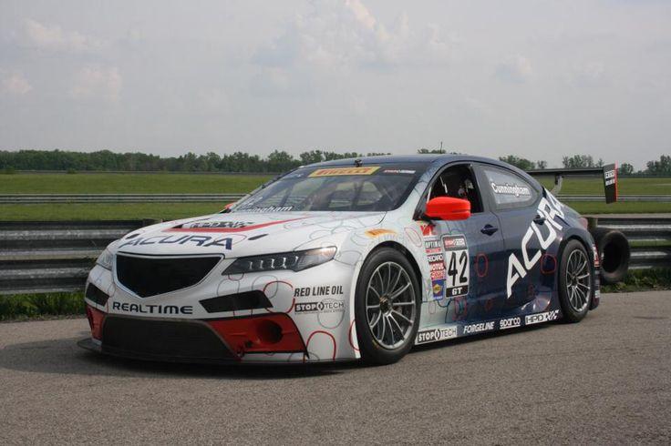 Acura TLX GT debuts at Mid-Ohio  #racing #motorsport #acura #acuratlx #acuratlxgt #racegm #carsgm #raceglobal #raceglobalmag