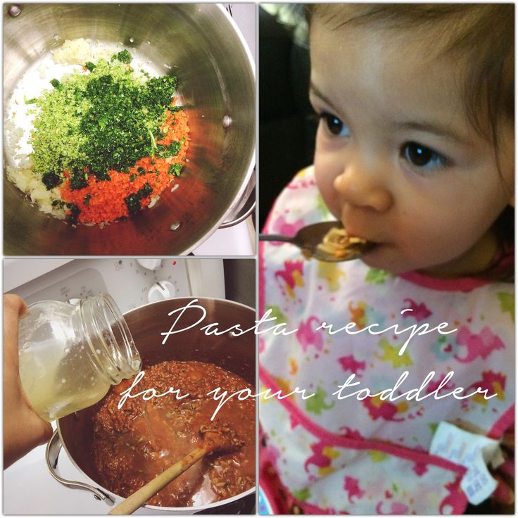 Easy & Healthy pasta recipe for toddlers cablearms.com
