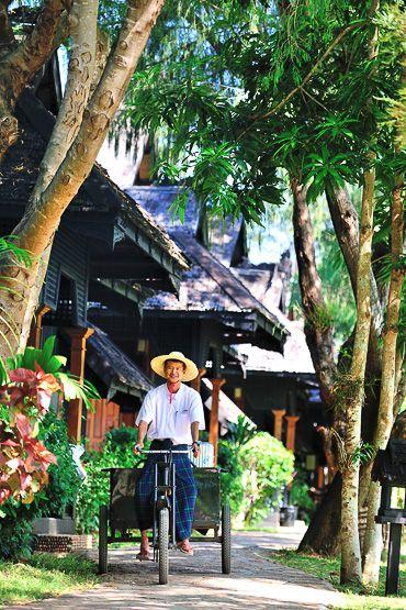 Inle lake Princess Resort Myanmar