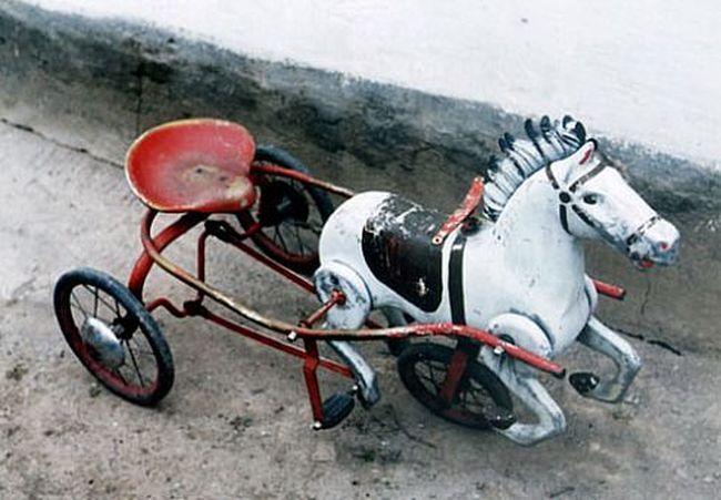 Лошадка велосипед