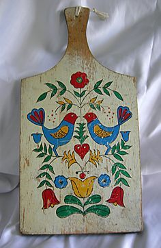 pennsylvania dutch painted furniture - Google Search