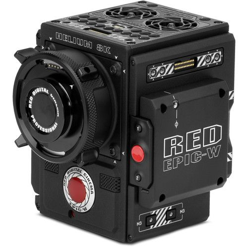 RED DIGITAL CINEMA EPIC-W BRAIN with HELIUM 8K S35 Sensor (Standard OLPF)