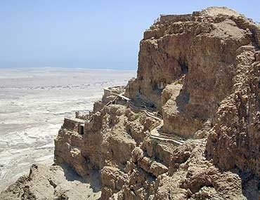 No trip to Israel is complete without a visit to Masada, whose fascinating history and extraordinary views make it a can't miss destination!