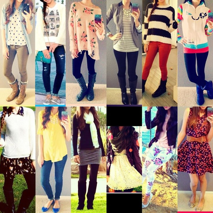 Missglamorazzi on YouTube. Love her style :) comfy but cute