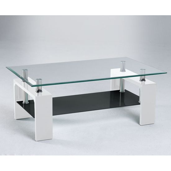 17 best ideas about coffee tables uk on pinterest side - White table with glass top ...
