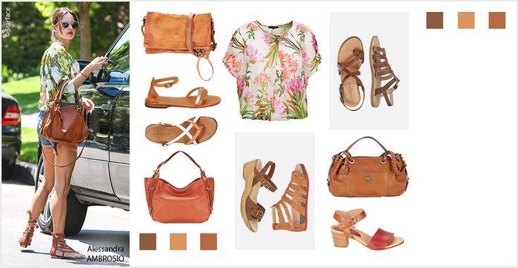 Η νέα Hippies τάση!  Γήινα χρώματα, φλοράλ, δερμάτινα αξεσουάρ και επιστροφή στη φύση! #floral @hippies #fashion #spring trends