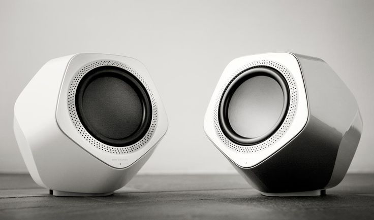 Bang & Olufsen = Brilliant Industrial Design