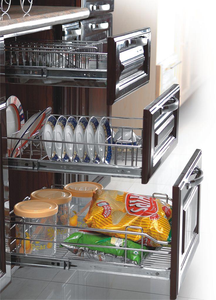 43 Best Modular Kitchen Accessories Images On Pinterest
