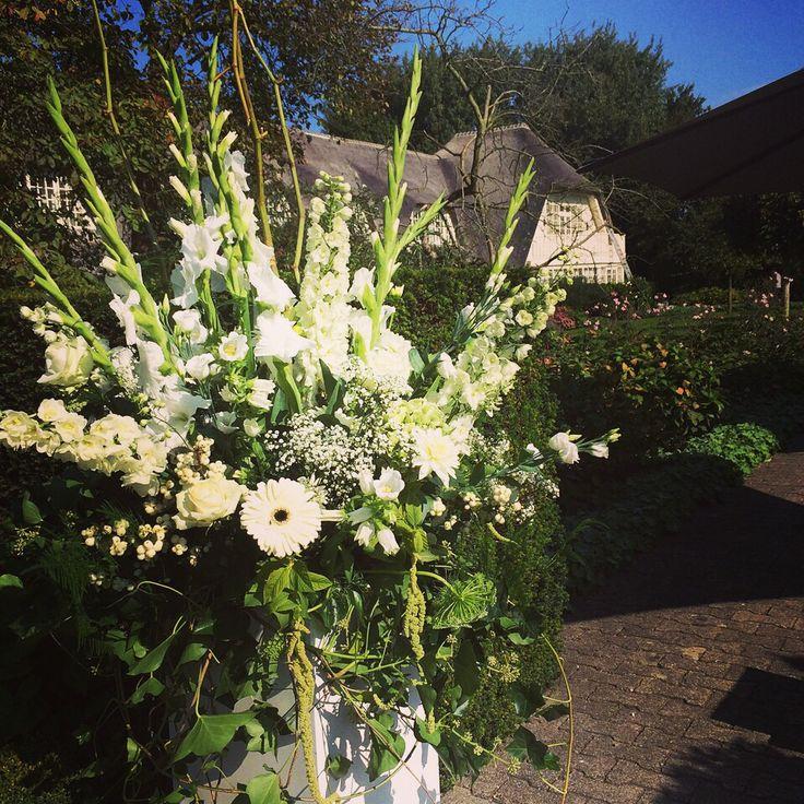 Wedding flowers Interscaldes