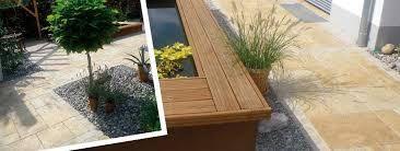 Bildergebnis für travertin terrassenplatten grau