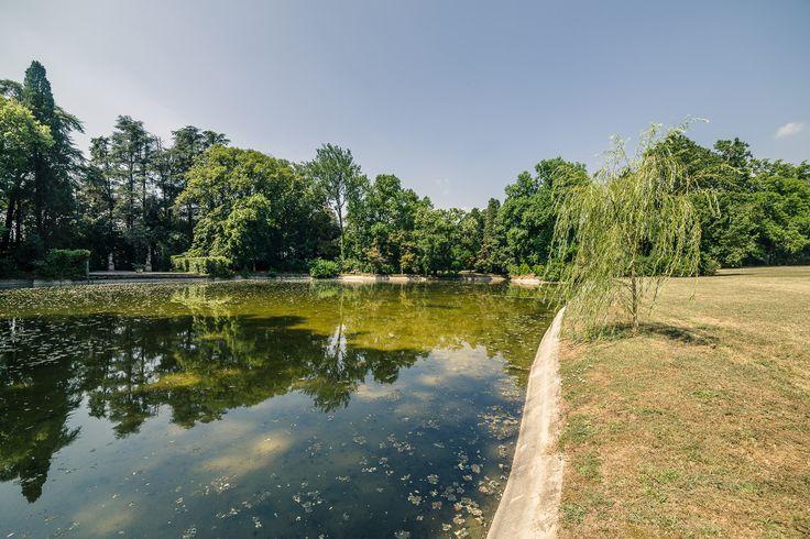 Lake -  Villa reale marlia - photo by L. Bartoli - LUCCA, TUSCANY