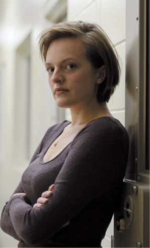 Elisabeth Moss, Top of the Lake